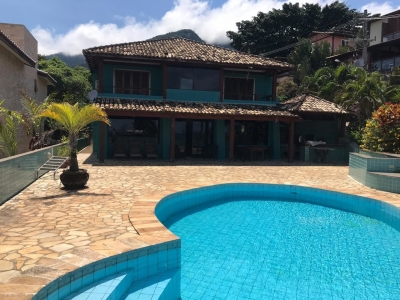 Ilhabela - Condomínio Ponta da Sela
