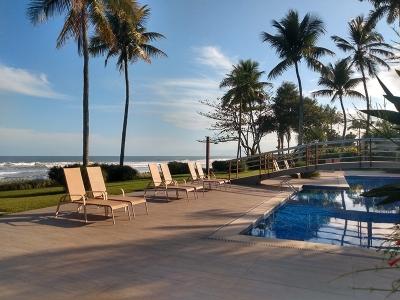 Praia Juquehy - Cond. Palm Beach - Pé na Areia