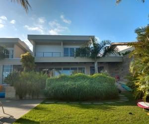 Praia Juquehy - Condomínio Palm Beach - Pé na Areia