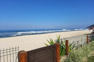 Praia Maresias - CD 32 - Pé na Areia
