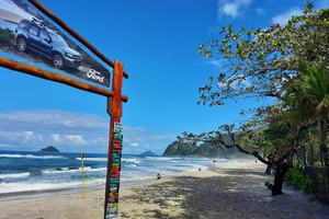 Praia Camburi - Condomínio CD 37 - Pé na Areia