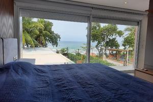 Praia Maresias - Condomínio CD 16 - Pé na Areia