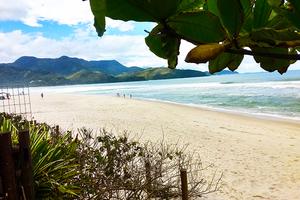 Praia Maresias – Condomínio Paradiso – Pé na Areia