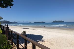 Praia Juquehy – Condomínio CD 03 – Pé na Areia