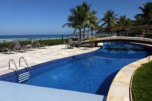 Praia Juquehy – Condomínio Itayubá – Pé na Areia