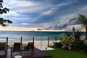 Praia Maresias - Cond. Ondas de Maresias - Pé na Areia