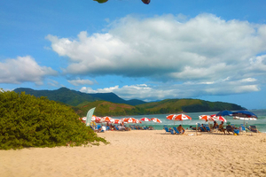 Praia Maresias – Condomínio Champs - Pé na Areia