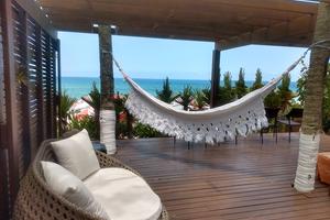 Praia Maresias – Condomínio Vista Mar – Pé na Areia