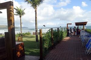 Praia Maresias - Cond. Paradiso - Pé na Areia