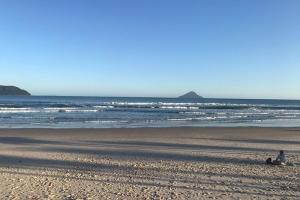 Praia Juquehy - Condomínio CD 10 - Pé na Areia
